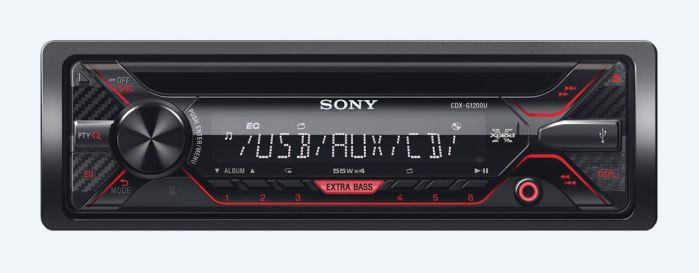 SONY CDXG1200U