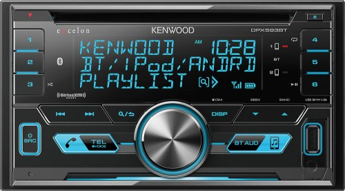 KENWOOD EXCELON DPX593BT