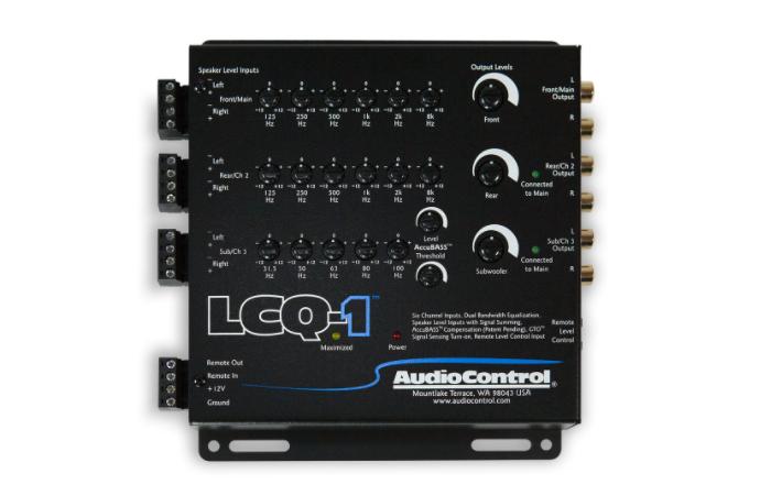 AUDIO CONTROL LCQ-1