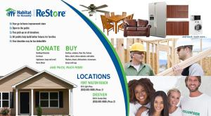 Habitat for Humanity - ReStore | Marketing Mailer