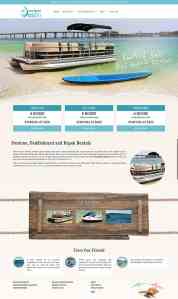 destin custom web design