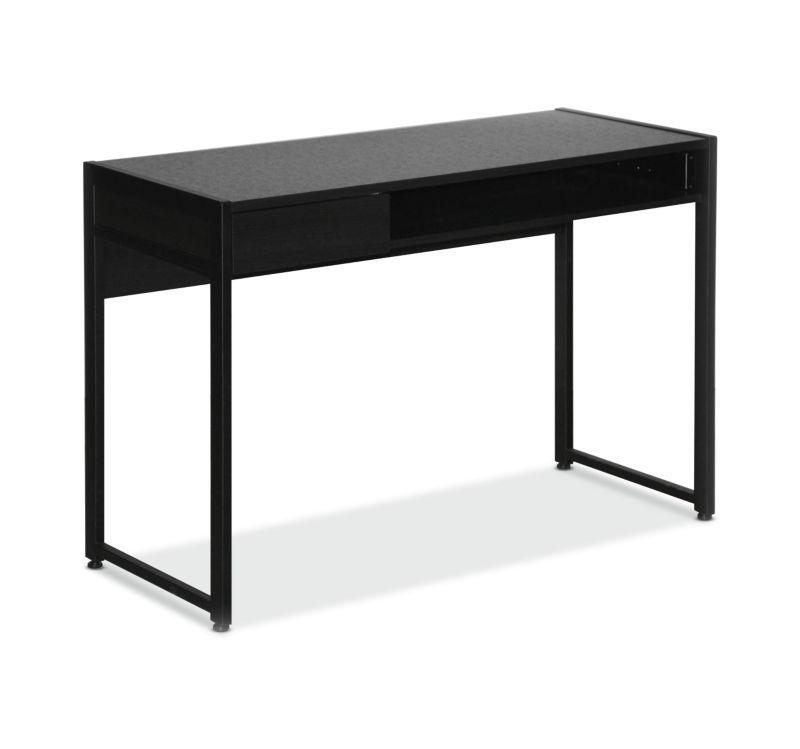 Sadie Table Desk | Center Drawer | Modesty Panel