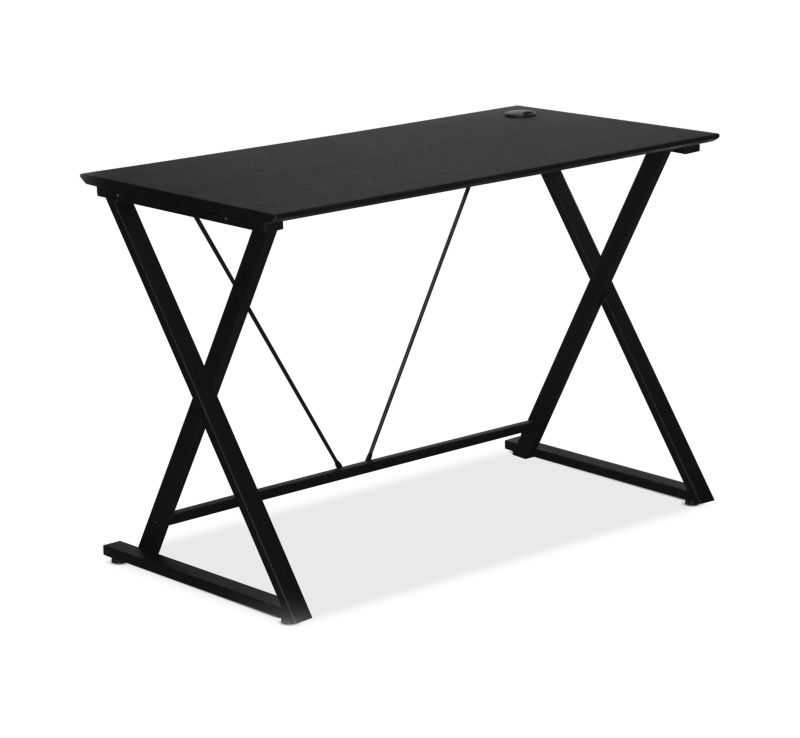Sadie Table Desk | X-Leg Base