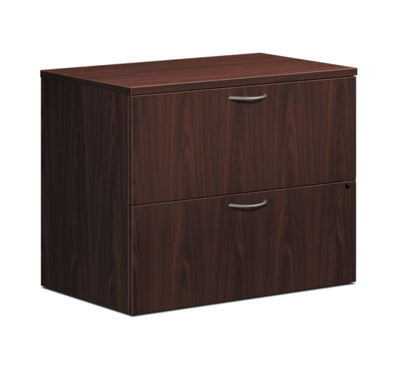 "HON Foundation Lateral File | 2 Drawers | 35-1/2""W 