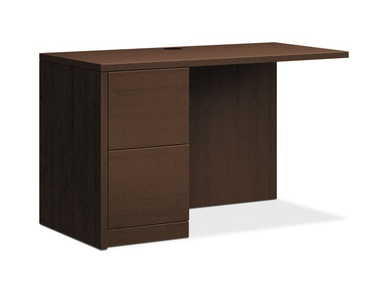 "HON 10500 Series Left Return | 2 File Drawers | 48""W 