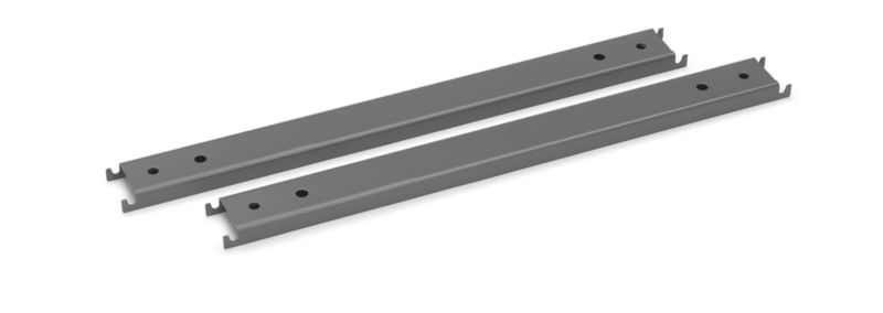 HON Double Front-to-Back Hanging File Rails