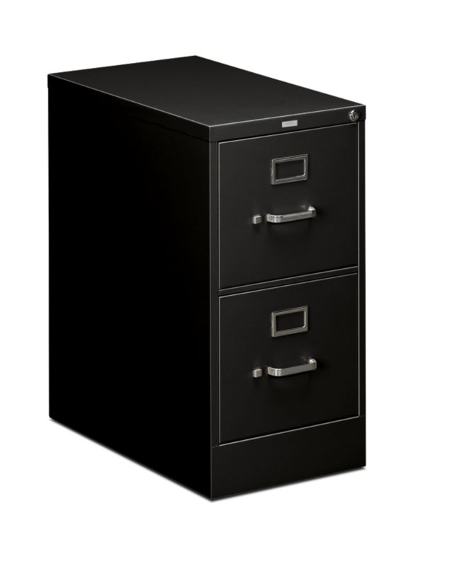 "HON 510 Series Vertical File | 2 Drawers | Letter Width | 15""W x 25""D 