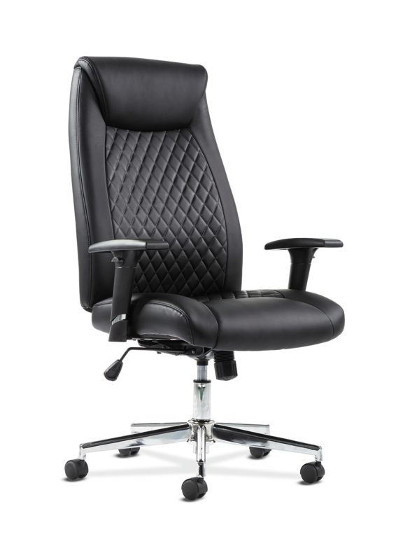 Sadie Executive Chair | Height-Adjustable Arms