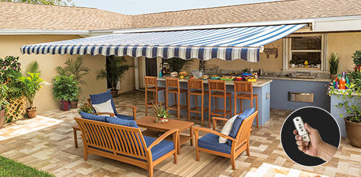 Sunsetter Awnings 1
