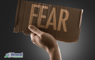 Fear is the obstacle to success