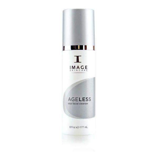 Ageless Total Facial Cleanser Advanced Laser Light Cork
