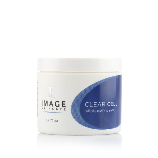 Clear Cell Salicylic Clarifying Pads - Advanced Laser Light Cork