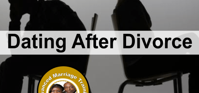 How to start dating after divorce?