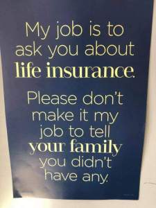 life insurance is very important