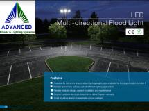 Floodlight: Multi-Directional