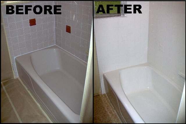 Bathtub Refinishing Home Interior Design