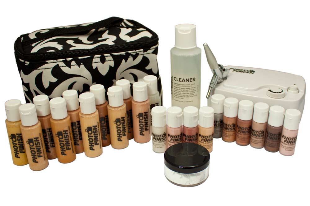 Deluxe Airbrush Kits