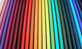 Колона от цвят