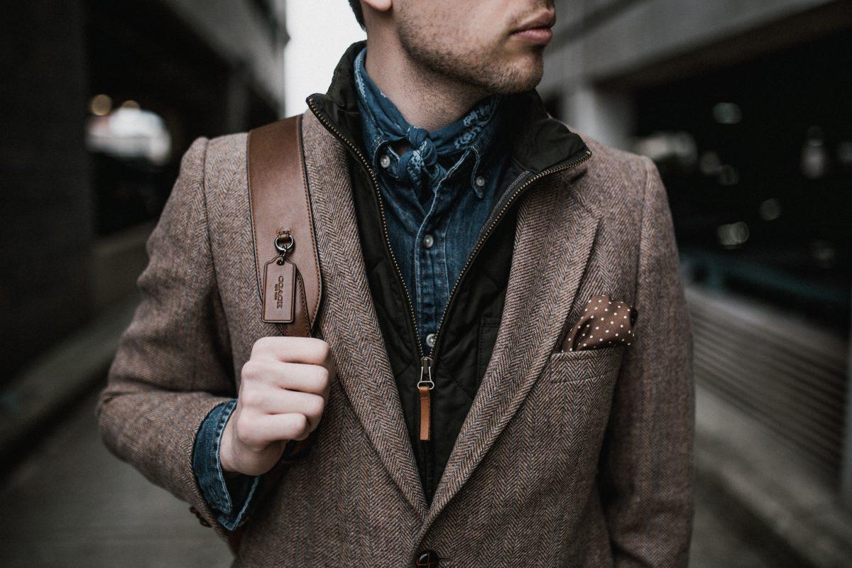 5-те мъжки силуета и как да се обличаш според тях