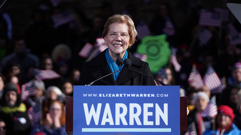 Warren endorsement not likely to impact Biden's ascent