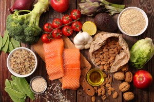 Healthy foods for prostate
