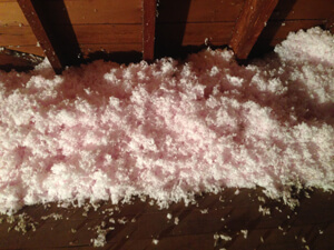 insulation in attic