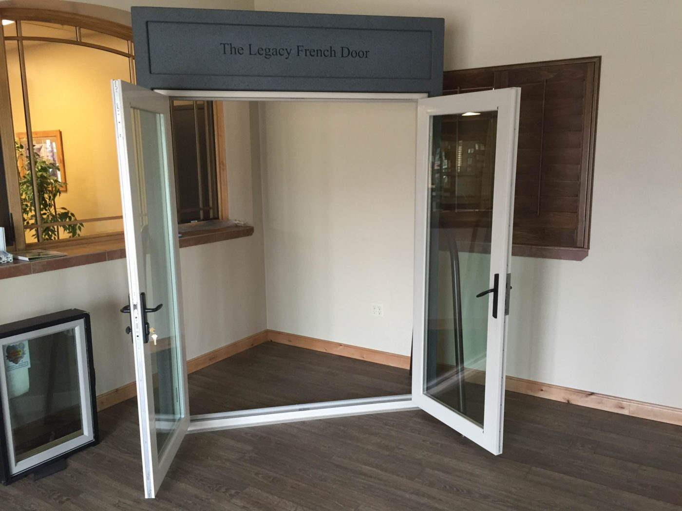 Legacy Vinyl French Doors Advanced Window Products