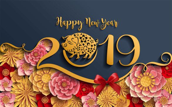 Advance Happy New Year