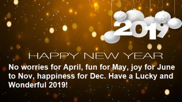 Happy New Year Quotes