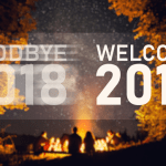 Goodbye 2018 Welcome 2019 Wishes Messages