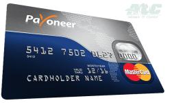 payoneer master card Bangladesh