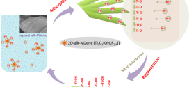 Unique Lead Adsorption Behavior of Activated Hydroxyl Group in Two-Dimensional Titanium Carbide