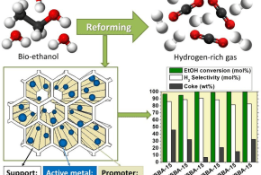 Comparison of Ethanol Steam Reforming using Co and Ni Catalysts supported on SBA-15 Modified by Ca and Mg