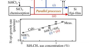 Parallel Langmuir Processes for Silicon Epitaxial Growth. Advances in Engineering