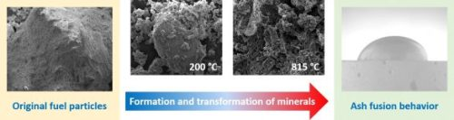 Formation and transformation of mineral phases in various fuels-Advances in Engineering