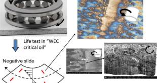 Understanding the evolution of White Etching Crack damages in bearings. Advances in Engineering