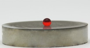 Superhydrophobic mold steel - Advances in Engineering