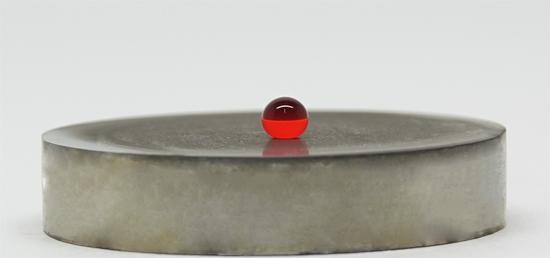 Superhydrophobic mold steel - Advances in Engineering