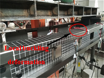 Tests and direct strength design on cold-formed steel channel beams with web holes - Advances in Engineering