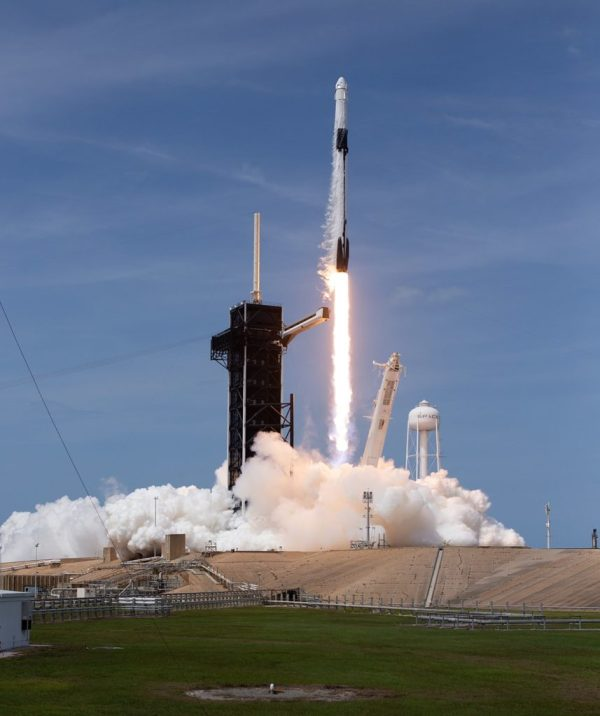 Why SpaceX's Demo 2 Launch Was a Cornerstone in Space ...