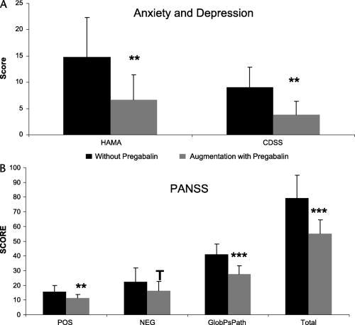 Augmentation with pregabalin in schizophrenia ...
