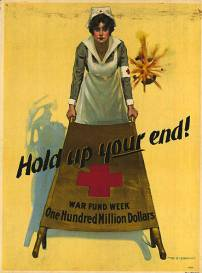 Hold up your end poster from World War One