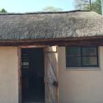 Mandela's room at Liliesleaf