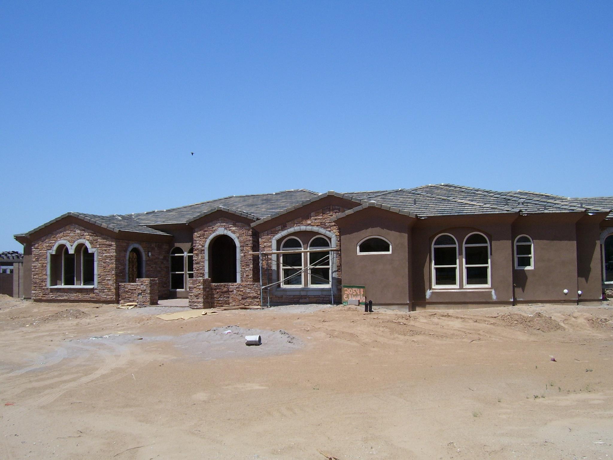 Custom home I appraised in 2007