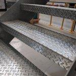 Steel Stair Treads Premade Stair Tread Advantage Industries