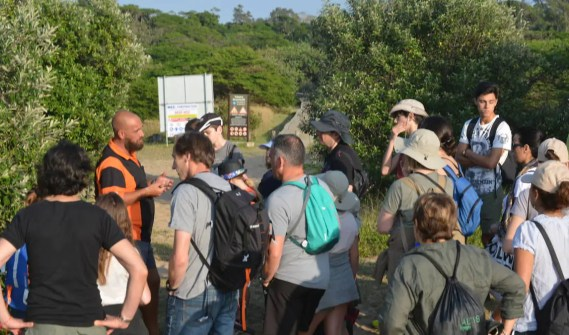 Guided Birding Tours St Lucia