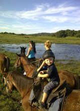 Young Rider!