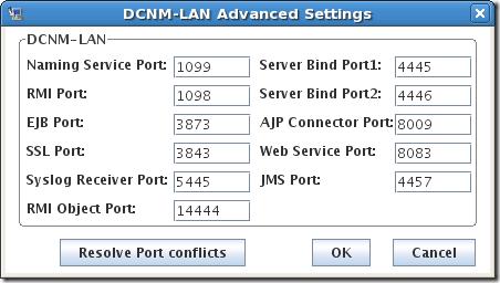 Screenshot-DCNM-LAN Advanced Settings