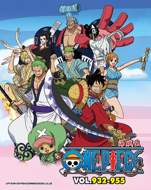 One Piece Box30 (Vol.932-955)