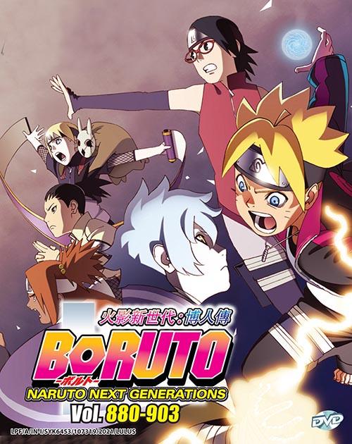 Boruto : Naruto Next Generations VOL.880-903 (BOX 32)